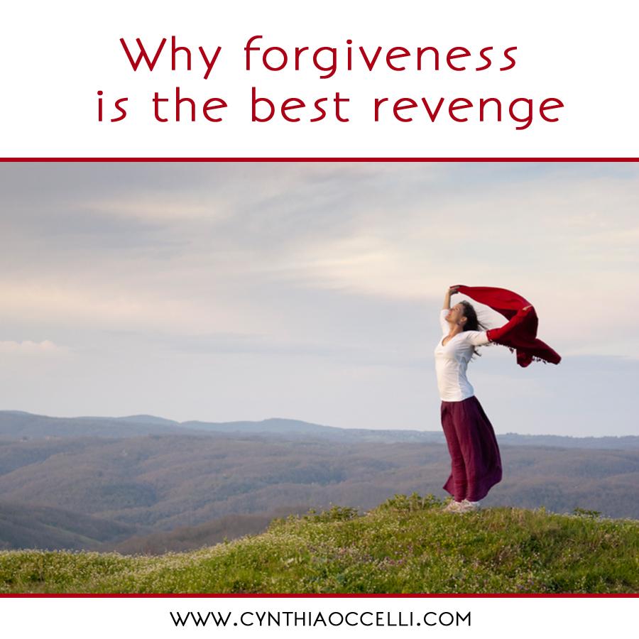 Why is revenge bad essay