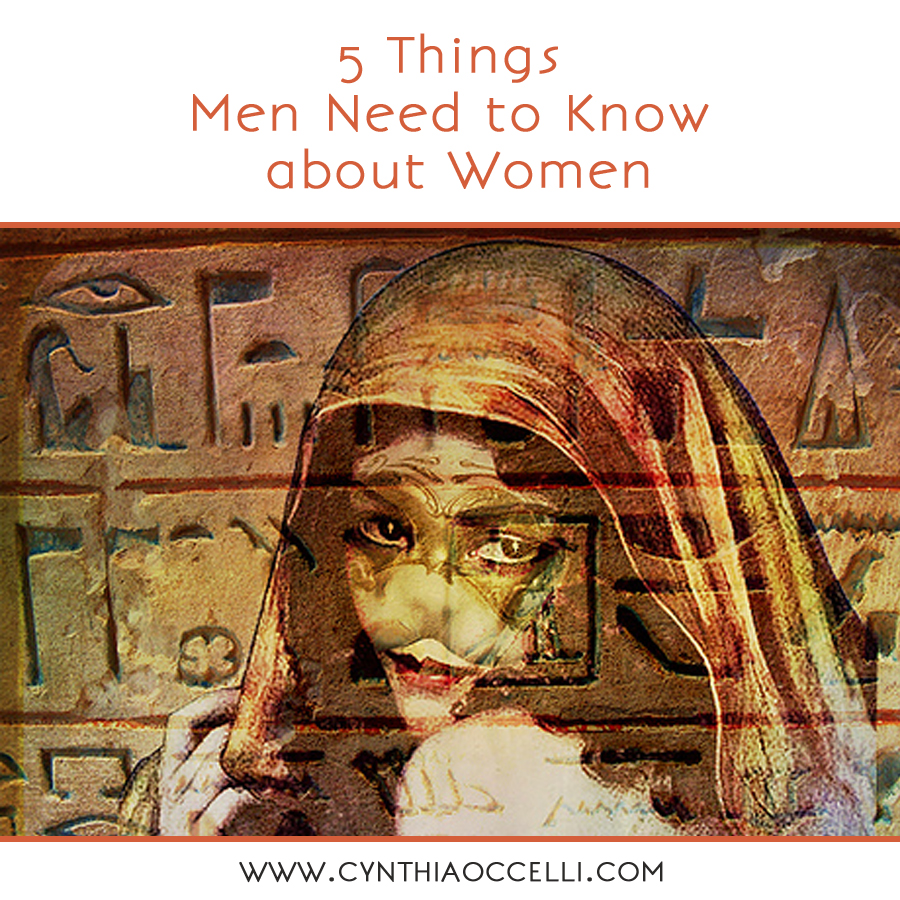5 Things Men Need to Know about Women