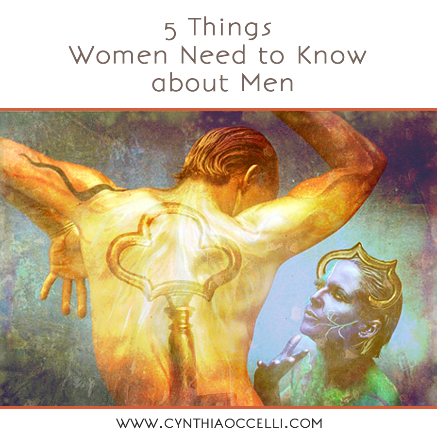 5 Things Women Need to Know about Men