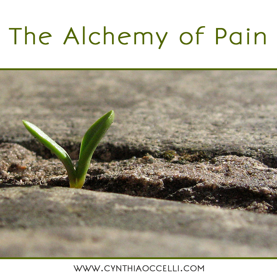 The Alchemy of Pain