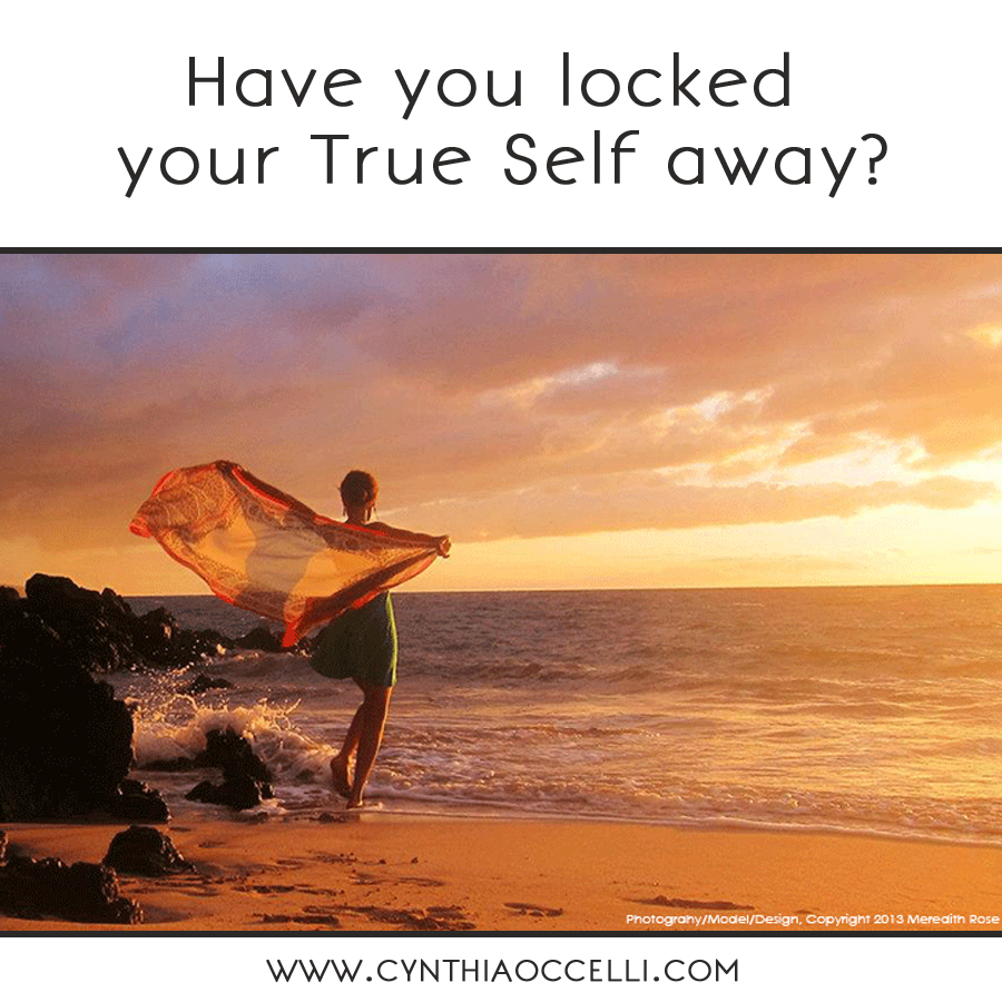 Have you locked your true self away?
