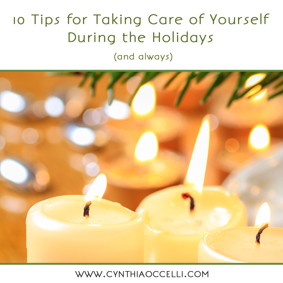 LIFE 024: 10 Life Changing Tips for Holiday Self-Care