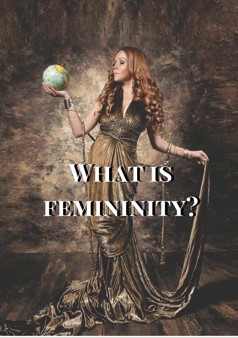 LIFE 015: What is feminine energy, feminine essence, feminine power, and femininity?