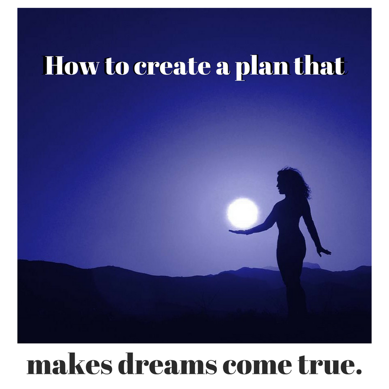 LIFE 028: A Plan that Makes Dreams Come True