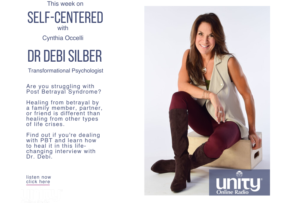 Turning Trauma into Transformation with Debi Silber