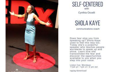 Speak Up Like a Diva with Shola Kaye