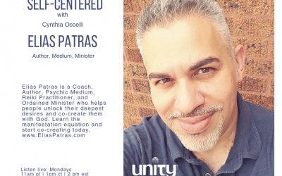 Co-create Your Life with the Divine: Elias Patras