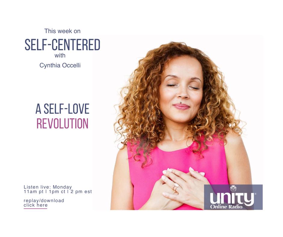 Self-Centered: A Self-Love Revolution