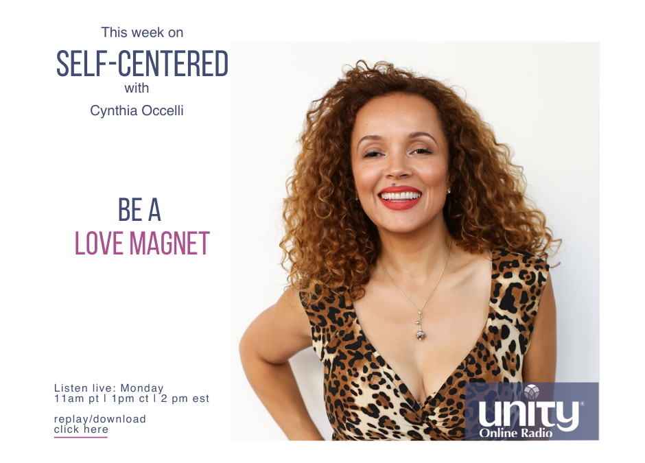 Self Centered: Be a Love Magnet