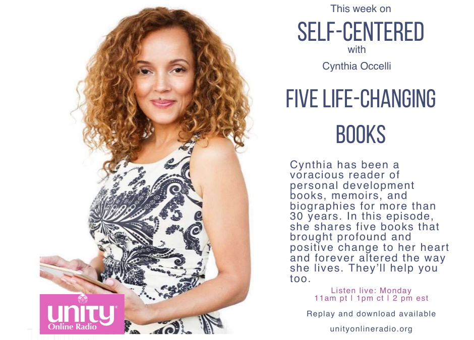 Self-Centered: Five Books that Changed My Life